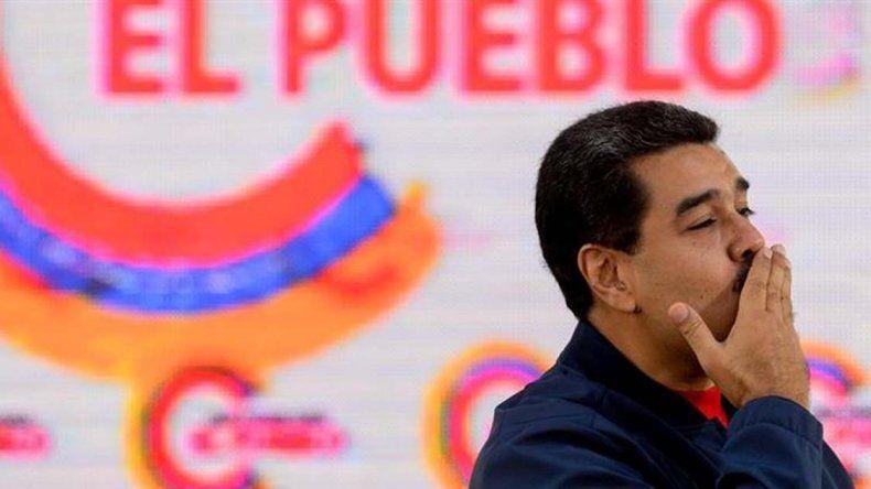 Nicolás Maduro recibió respaldo de la Corte de Venezuela.