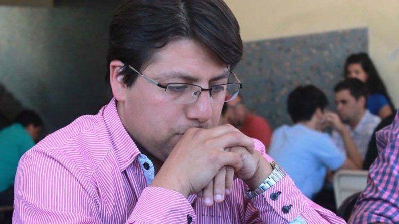 Andrés Aguilar lleva toda una vida junto al ajedrez