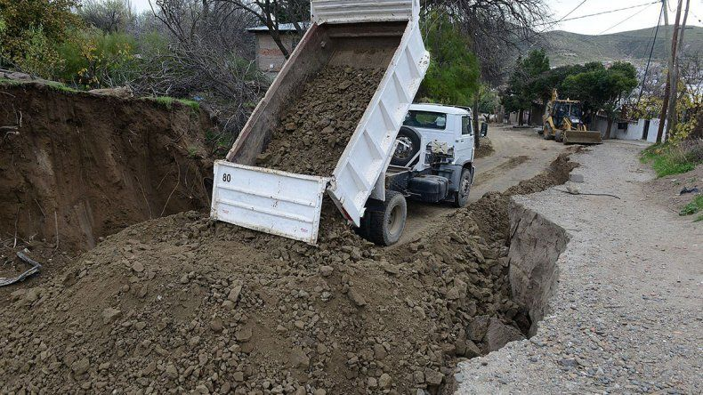 La contratación directa solo se continuaría aplicando en caso de necesidades específicas vinculadas con los trabajos de remediación que se desarrollan en el ejido urbano luego del temporal.