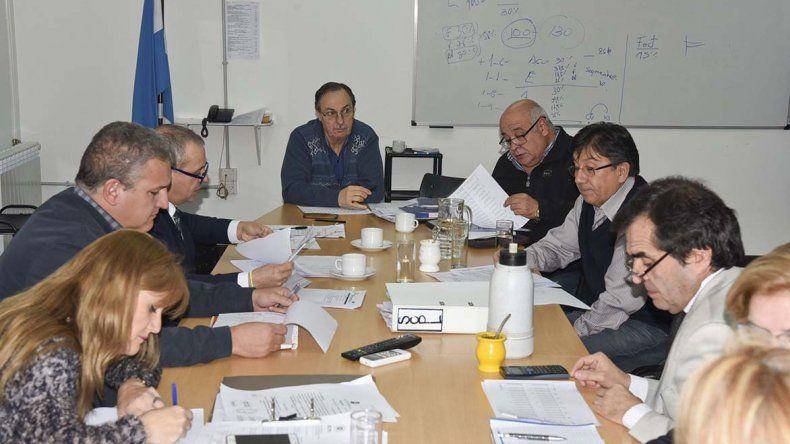 Los concejales alcanzaron un consenso sobre cómo se aplicará el alza tarifaria.