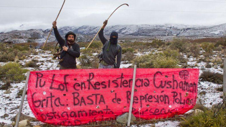 Relacionan amenazas en Epuyén con el movimiento ancestral RAM