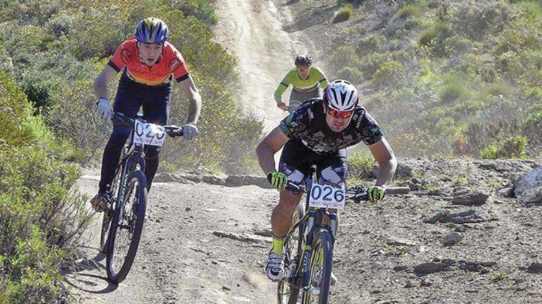 Comodoro Rivadavia será sede este fin de semana del Argentino de ciclismo de montaña.