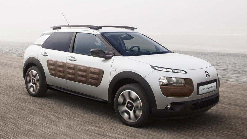 Citroën C4 Cactus: preventa online a 448.000 pesos