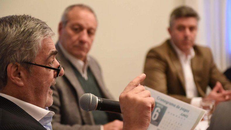 Das Neves afirmó que Nación transfirió 500 millones a Chubut