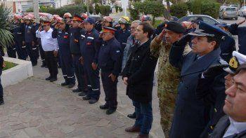Bomberos Voluntarios fueron homenajeados en su 133° Aniversario