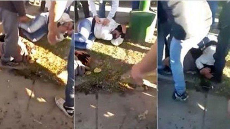 Brutal linchamiento a dos motochorros en Tucumán
