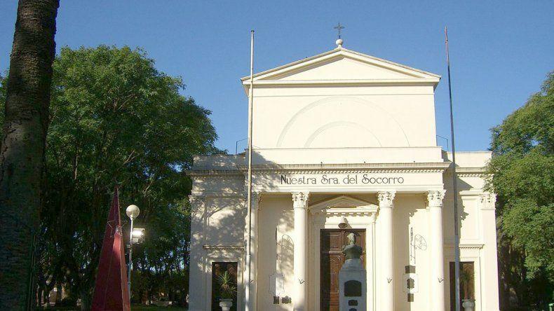 San Pedro también cuenta con una plaza central