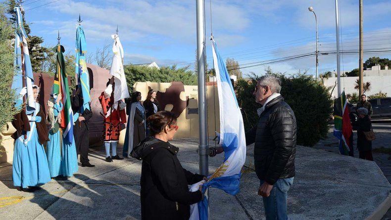 La colectividad sudafricana celebró un nuevo aniversario de su desembarco en tierraschubutenses.