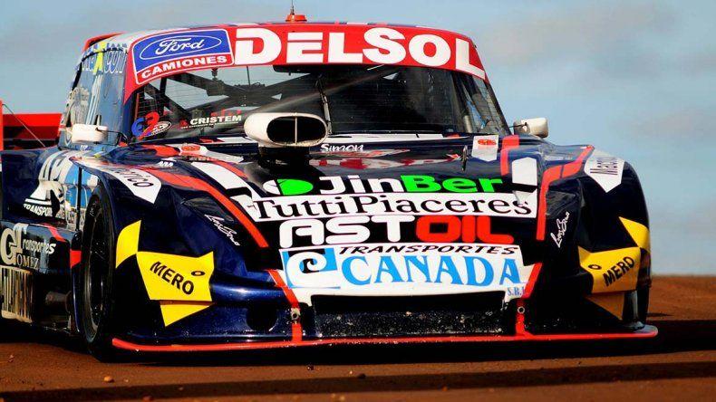 Marcelo Agrelo comenzó bien en Posadas y quiere terminar en el podio.