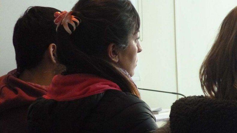 Giselle Pérez fue condenada a cuatro años de prisión.