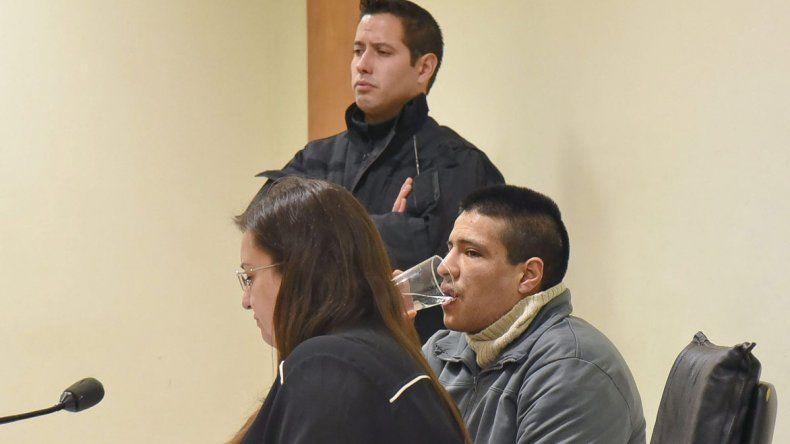 Mario Díaz está acusado del crimen de su pareja Valeria Palma.