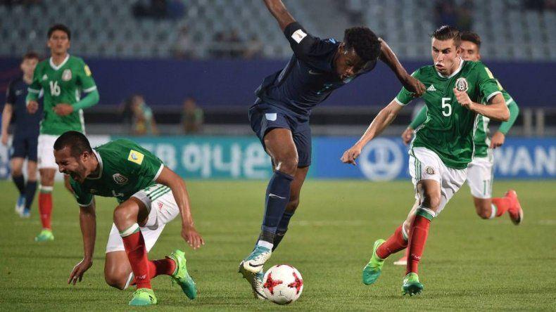 México se despidió del Mundial tras caer con Inglaterra