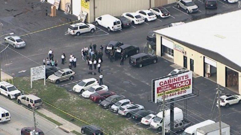 Un tiroteo en Orlando deja al menos 5 muertos