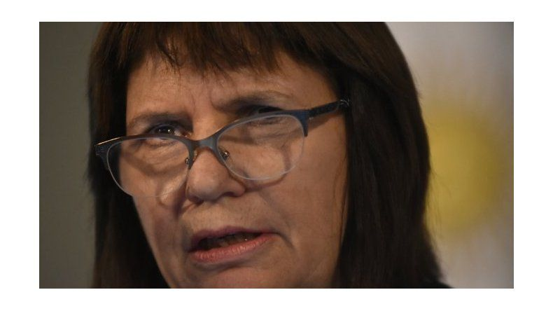 Bullrich advirtió a Camioneros: no vamos a permitir una Argentina bloqueada
