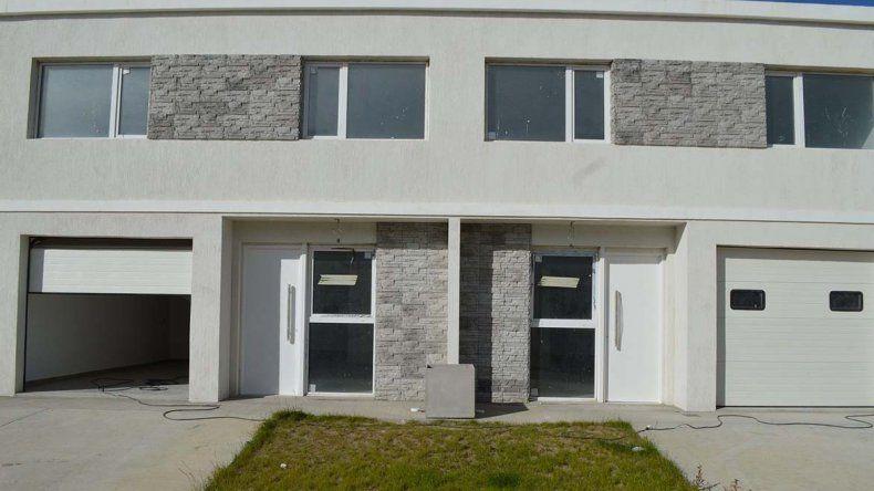 En un mes se podría terminar la construcción de las viviendas que el Sindicato de Petroleros Jerárquicos edificó en Kilómetro 5.