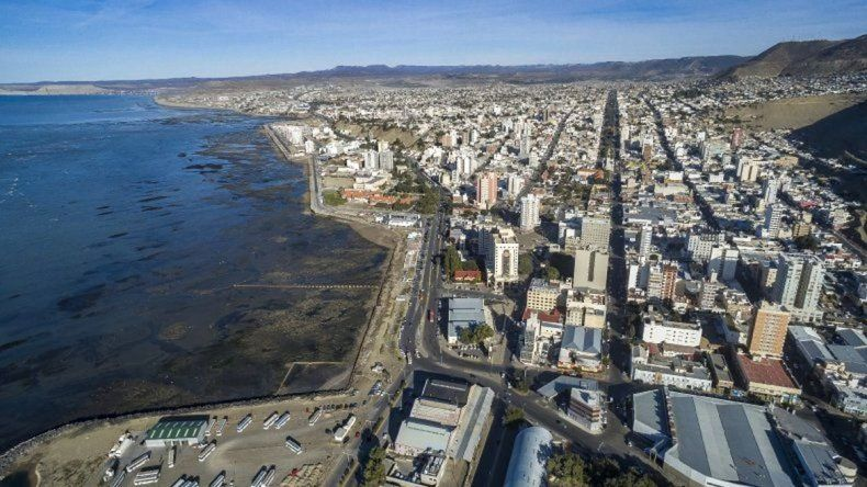 Hoy inaugura obras en Comodoro por 80 millones de pesos