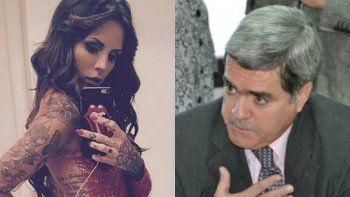 Cande Tinelli hizo una cruzada en Twitter contra el abigeato en Sarmiento
