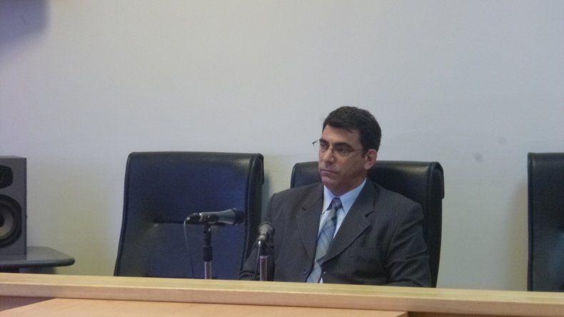 El juez Martín Zacchino (foto) y su par Hernán Val Derme