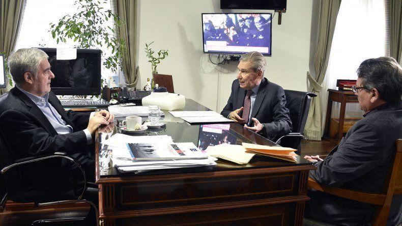 El sector político lamenta la pérdida del ex intendente Marcelo Guinle