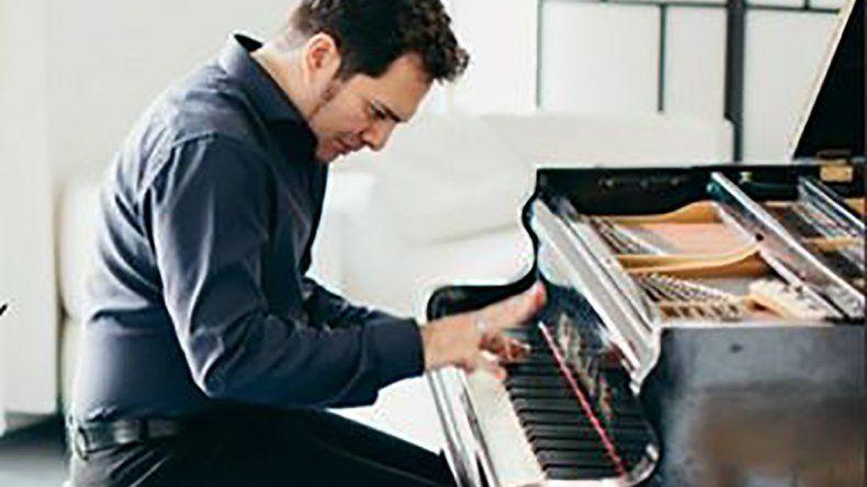 Julio Vallejos brindará una capacitación y posterior concierto el sábado 24 de junio.
