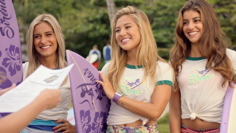 La primera serie de Disney realizada en Brasil se estrena en la TV argentina.