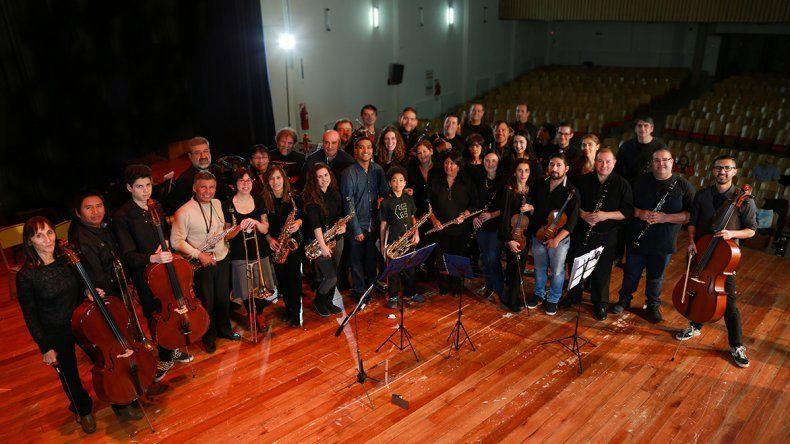 La Sinfónica de la Universidad debuta ante el público