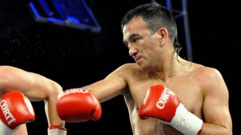 Omar Narváez anticipó que peleará en agosto por el título interino mundial Gallo en Chubut.