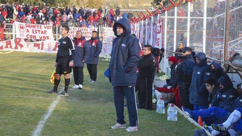 Jorge Coco Bersán destacó la apuesta de ambos equipos en el clásico que fue a favor de Newbery por 3 a 0.