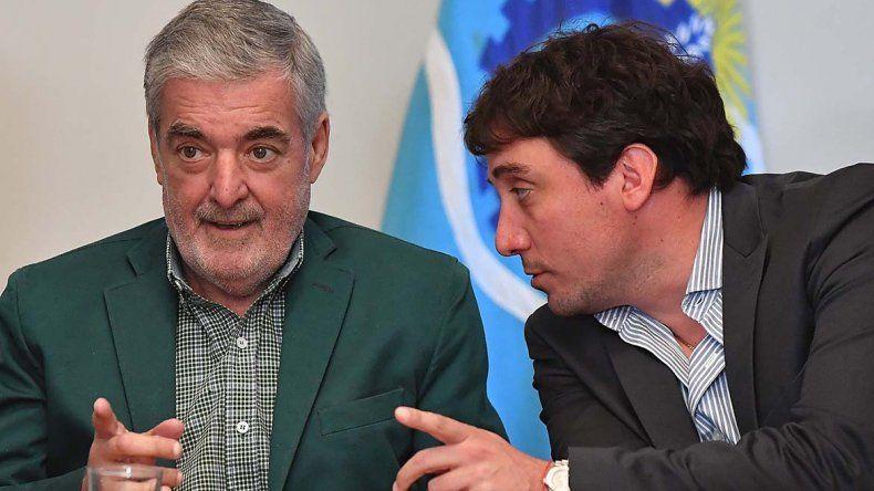 Mario Das Neves viaja a Buenos Aires para refrescar planteos al Gobierno nacional.