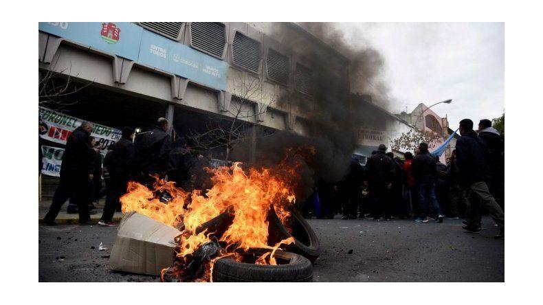 Continúa el paro de UTA y Córdoba sigue sin colectivos