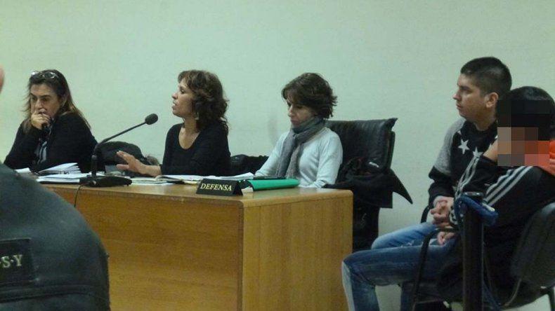 La abogada defensora Verónica Heredia planteó la inconstitucionalidad de la audiencia y el lunes se conocerá la resolución.
