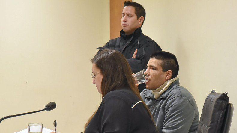 El tribunal que declaró penalmente responsable de homicidio simple a Mario Díaz le impuso la pena de 19 años.