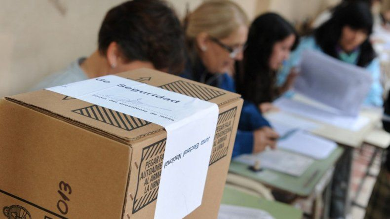 Tres frentes electorales participarán de las PASO en Chubut.