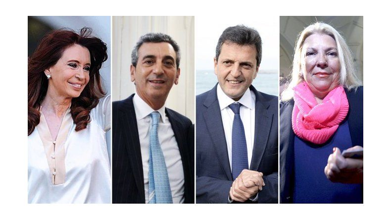 Las alianzas para las PASO en Capital y Provincia de Buenos Aires