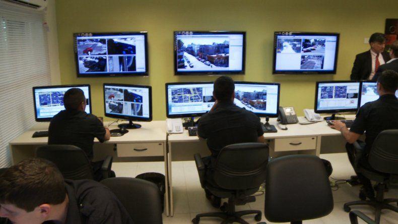 Detenidos al intentar romper cámaras del Centro de Monitoreo