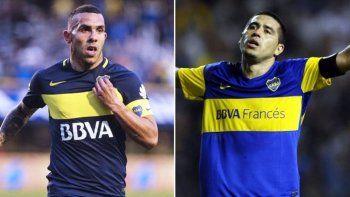 Tobio se metió en la polémica de Tevez y Riquelme