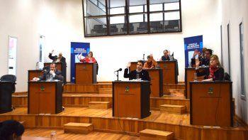 Para los concejales la quita va en contra del progreso de un país inclusivo