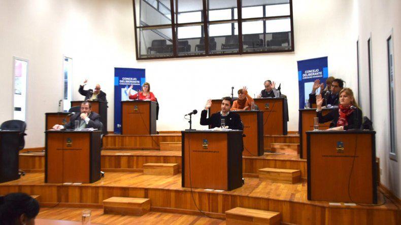 El Concejo recibió el informe de lo invertido con los 50 millones de Nación