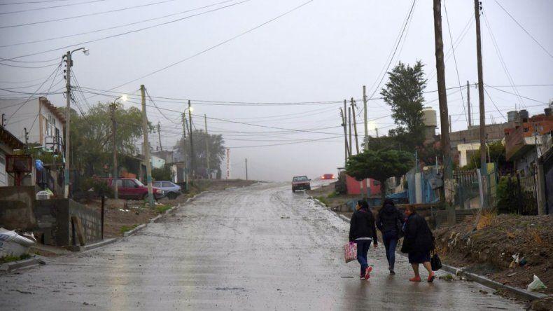Operativo de emergencia ante el pronóstico de lluvia para el fin de semana