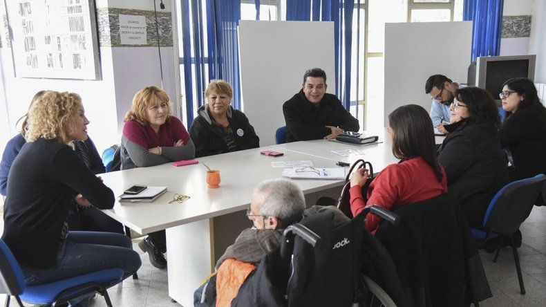 El Consejo de Discapacidad Municipal llevó a cabo una sesión extraordinaria donde se acordó realizar un registro de las personas que sufrieron la quita de su pensión.