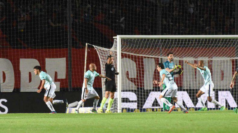 San Lorenzo perdió ante Colón y se aleja de la Libertadores 2018