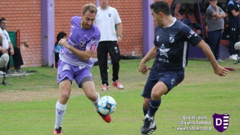 Brown empató sin goles con Villa Dálmine