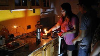 Comodoro Rivadavia, como el resto del sur de Chubut y toda Santa Cruz, amaneció ayer sin energía eléctrica.