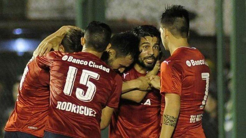Independiente se quiere copar ante el urgido Olimpo