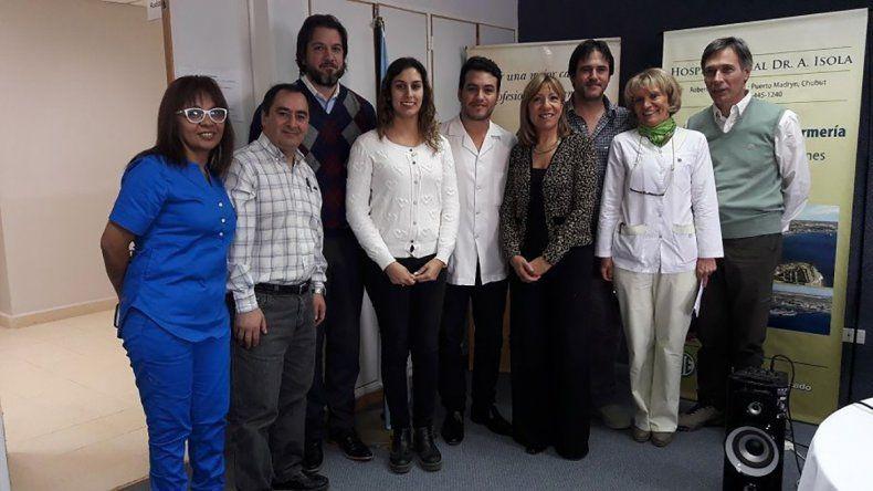 El Ministerio de Salud comenzó a brindar la Residencia Multiprofesional en Salud Pública en el Hospital Zonal de Puerto Madryn.