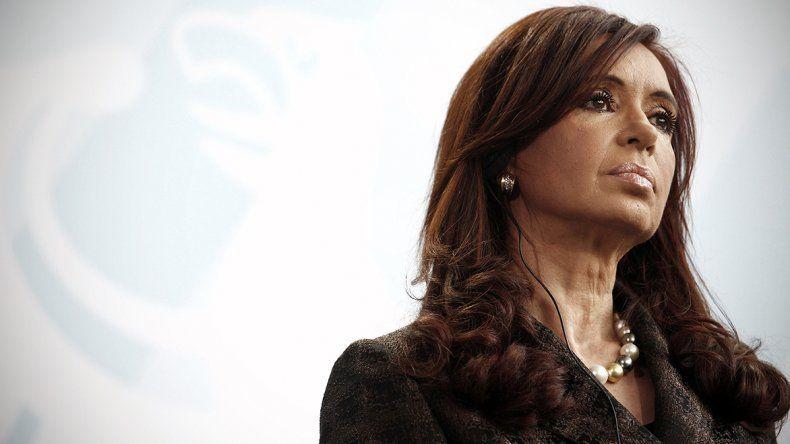 Cristina Fernández todavía no confirmó si será candidata en las elecciones legislativas de este año.