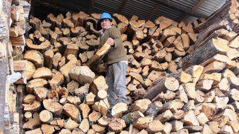Chubut le ofrecería a la región de Aysén gas natural para reemplazar la leña como combustible de calefacción.