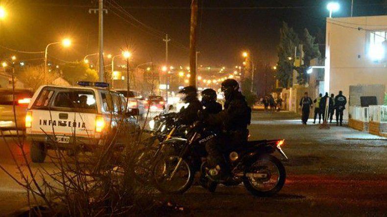 La división policial de Motos operará en las principales ciudades de Chubut
