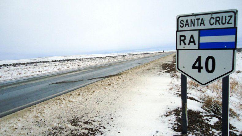 Conocé el estado de las rutas en Santa Cruz