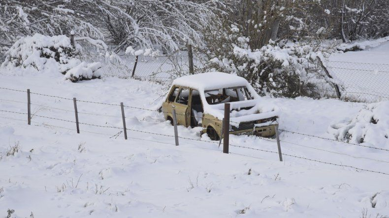 Nuevo alerta meteorológico para Chubut desde el sábado
